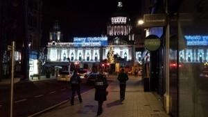 City Hall Belfast Christmas