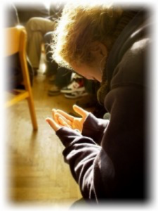 Praying Pic