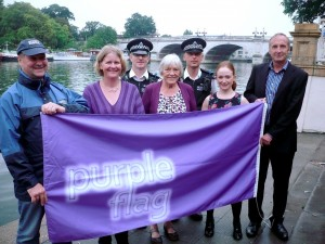 Purple Flag group 2013