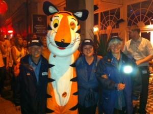 12 street pastors - Easy Tiger 2011