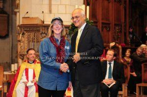 Street Pastor Graduation pic