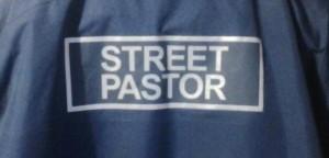 Street Pastor Jacket
