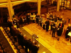 Commissioning Service, 14th December '12 – St Mary's Church