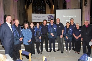 Commissioning Evening 2105