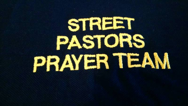 Street Pastors Prayer Team