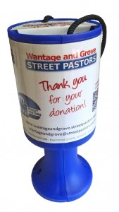 Charity Collecting Tin