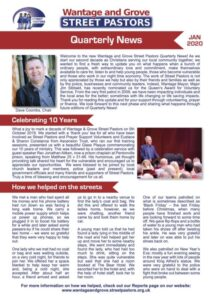 WGSP Quarterly News January 2020