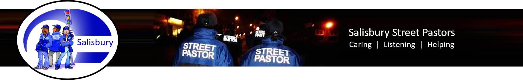 Salisbury Street Pastor banner